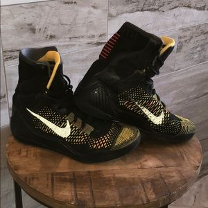 check out 4e6ae 1eb18 Nike · NIKE KOBE 9 ELITE INSPIRATION BLACK YELLOW.  150  300. Size  9 · Nike  · benjochem benjochem. 1. Nike. Nike Hyperdunk 2014 basketball shoes